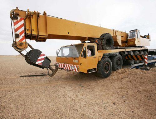 Lorry Mounted Crane Training Courses