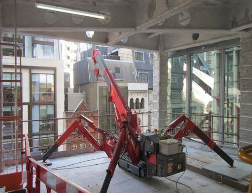 Spider Crane Training Courses
